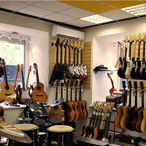 Музыкальные магазины Талицы